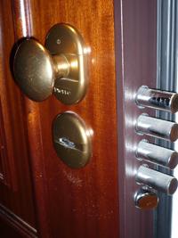 Puertas acorazadas de máxima seguridad