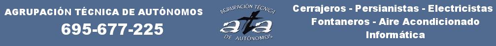 Agrupación Técnica de Autónomos - Cerrajeros 24 Horas